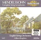Mendelssohn - Complete String Symphonies, Vol.1