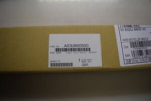 Konica Minolta Bizhub Pro C5500/6500 Parts A03U860500 - Paper Exit Roller Middle