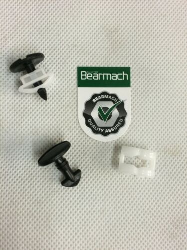DYF DYR Bearmach Land Rover Discovery 4 Towbar Electrics Cover Clips /& Screws