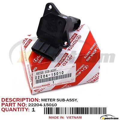 Mass Air Flow Sensor For Lexus GS430 SC430 GS300 GS400 Toyota Corolla 1997 2010