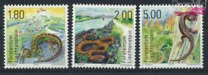 Liechtenstein-1758-1760-kompl-Ausg-postfrisch-2015-Reptilien-9077529