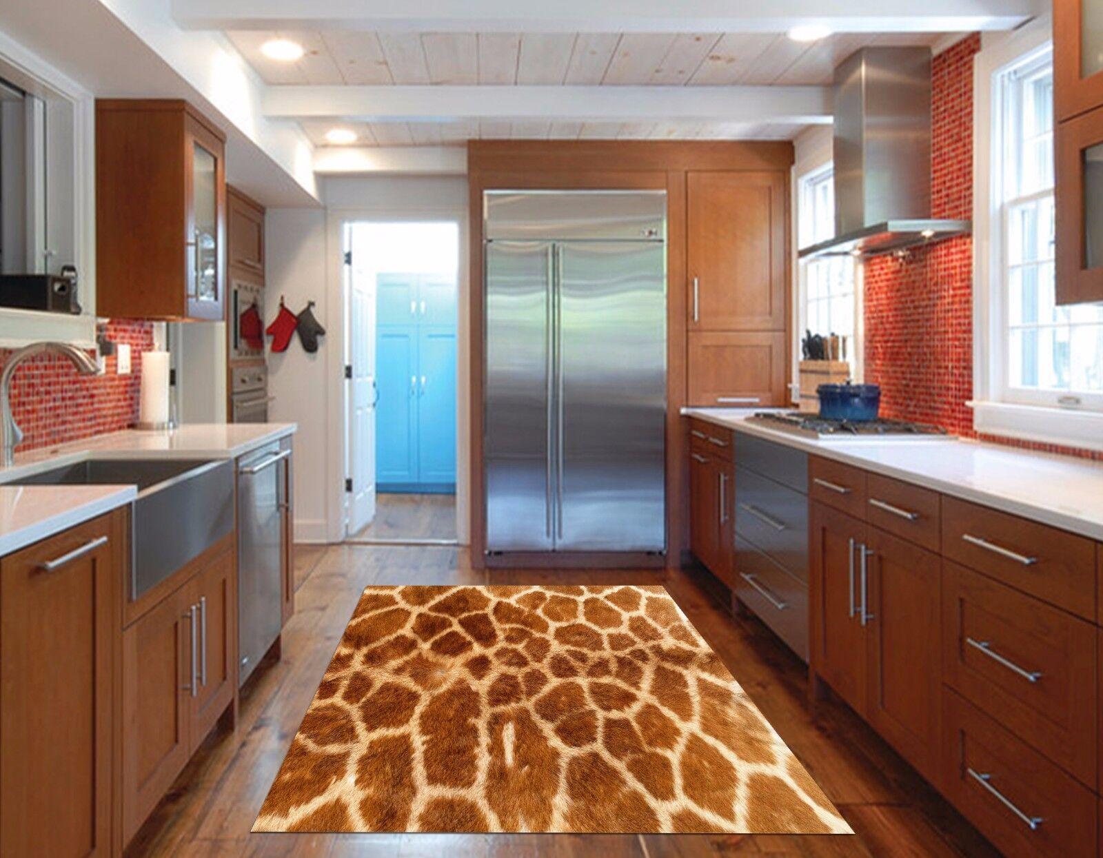 3D Animal Gross50 Kitchen Mat Floor Murals Wall Print Wall Deco AJ WALLPAPER UK