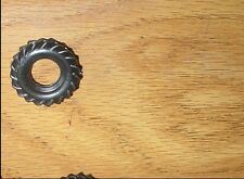 DINKY SUPERTOY ONE RPLACEMENT Black Rubber Tire for Dinky #666 & 959 and 965