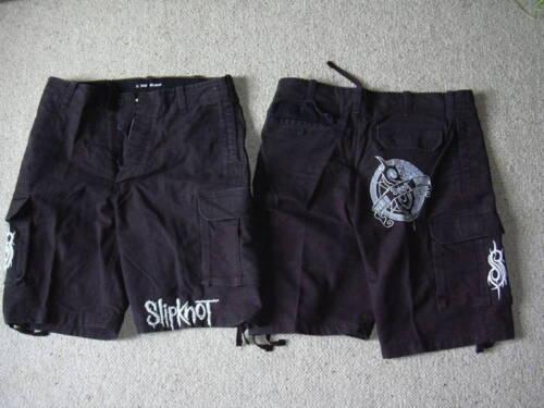 Slipknot Logo Vintage Cargo de Superdry Nuevo Oficial Metal Iowa toda la esperanza se ha ido