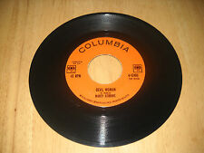 MARTY ROBBINS-DEVIL WOMAN   B/W-APRIL FOOL'S DAY-VG,1962