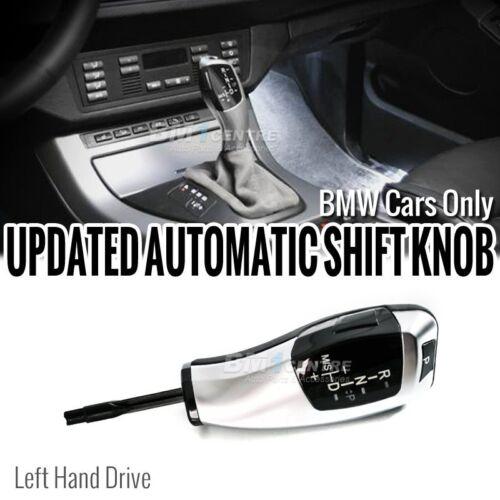 UPGRADE AUTOMATIC SHIFT GEAR KNOB FOR BMW E38 E39 E46 X5 E53 LHD RHD STANDARD