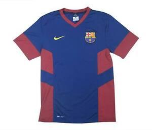 Barcelona 2013-14 Autentico Academy Training Shirt (eccellente) S Soccer Jersey