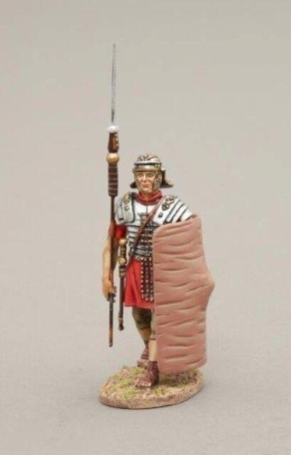 Thomas Gunn Roman Empire rom050b Legionär in Anmarsch Pilum ausgelöst Leder MIB