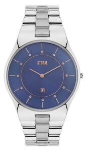 STORM-CRYSTY-BLUE-47325-B-Elegante-Herren-Armband-Uhr-neu