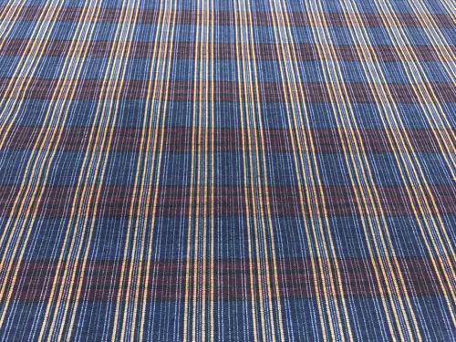 Stripe Upholstery Fabric Craft Designer Material Cushions Furniture /& Curtain.