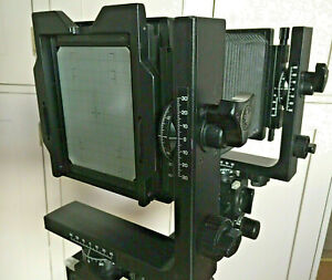 Horseman-LX-Beautiful-Large-Format-Monorail-View-Camera-4-034-x-5-034-format