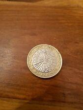 Elizabeth II. £2 Pounds 2005 Gunpowder Plot 1605 Guy Fawkes.  Coin Hunt