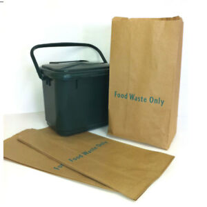 Paper-Liner-Compostable-Caddy-Bags-Bags4caddies-7-8-Litre-Pack-of-50