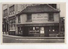 London The Old Curiosity Shop Vintage RP Postcard 704a