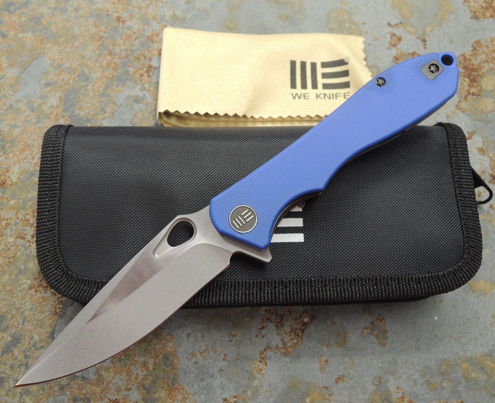 We Knife IGNITION 715D Messer Taschenmesser VG10 Stahl G10 Griff / Titan