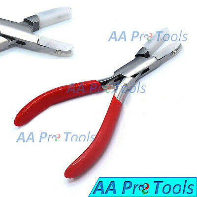 Professional Quality Double Nylon Flat Jaw Pliers 4 3//4/'/'