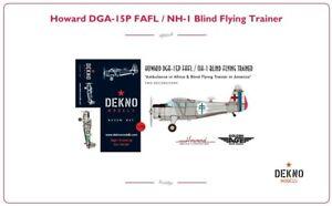 Howard-DGA-15P-FAFL-NH-1-Blind-Flying-Traine-DEKNO-models-1-72-resin-kit