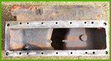 B3566r John Deere 520 530 Upper Radiator Tank No Broken Bolts Or Studs Usa