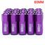 Universal-20PCS-M14X1-5-60MM-Aluminum-Tuner-Lug-Nuts-For-HONDA-BMW-FORD-Silver thumbnail 5