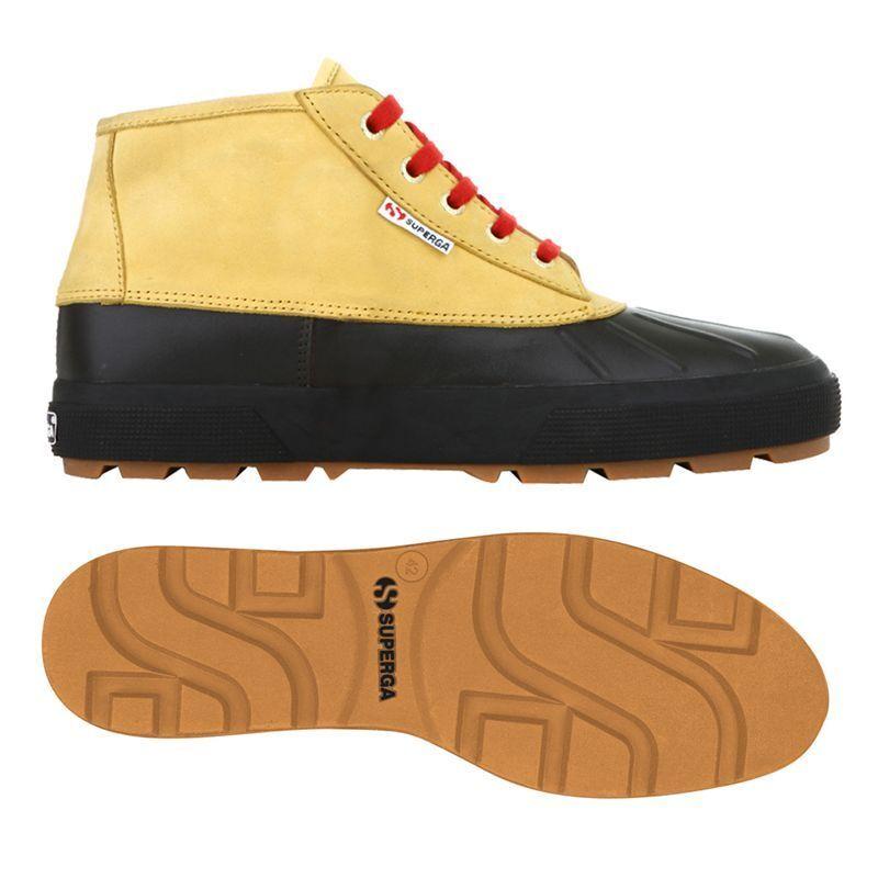Scarpe casual da uomo  Superga Scarpe Sneakers 2170-TANK FGLNBKU Uomo Donna Classico Medio