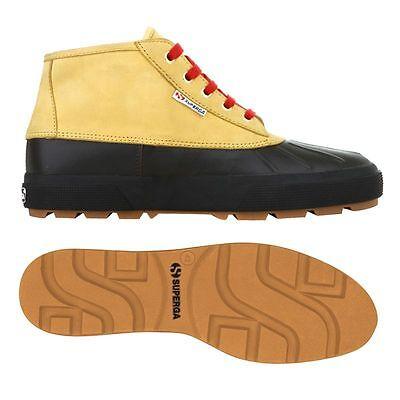 Superga Scarpe Sneakers 2170-TANK FGLNBKU Uomo Donna Classico Medio