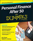 Personal Finance After 50 For Dummies by Consumer Dummies, Eric Tyson, Bob Carlson (Paperback, 2015)