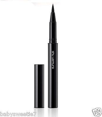 Shu Uemura Caligraph : Ink Liquid Eye Liner Black NIB Japan Applicator Cartridge