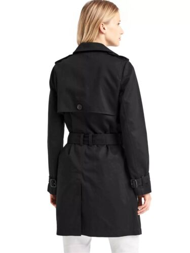 Størrelse Classic Tall Large 140 Coat Black Nwt Msrp Gap Trench dIqOwSS
