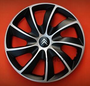 14 citroen c1 c2 saxo berlingo wheel trims covers hub. Black Bedroom Furniture Sets. Home Design Ideas