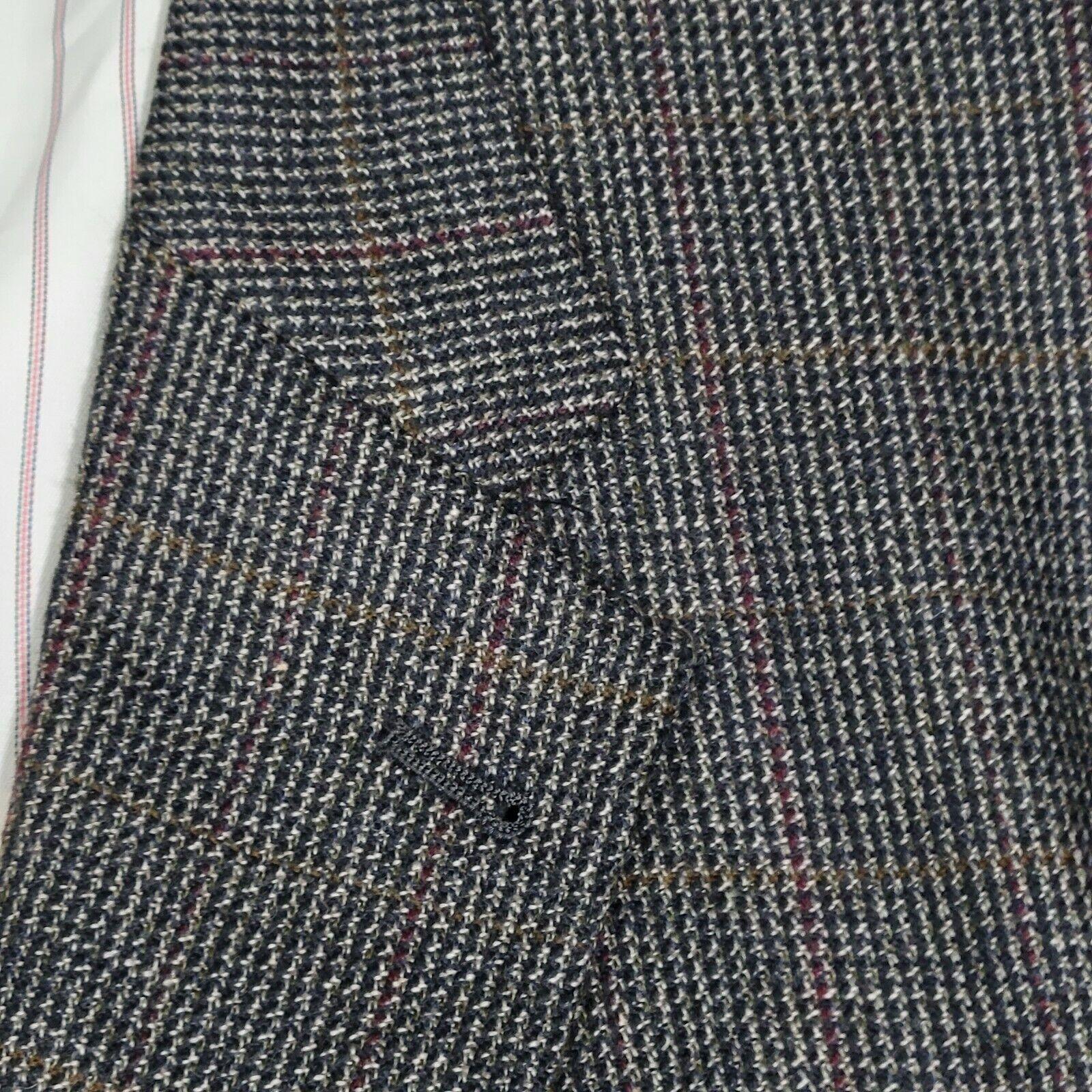 Tommy Hilfiger Sport Coat Blazer - Gray Multi Col… - image 6