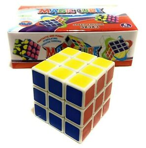 Magic-Cube-Fast-Speed-Version-Brain-Teaser-Smoothly-Stickerless-Rubix-Puzzle-Toy