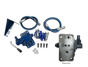 image is loading single-hydraulic-valve-remote-kit-ford-5000-5600-