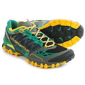 Zapatos verdes La Sportiva Bushido para hombre UzYtQe