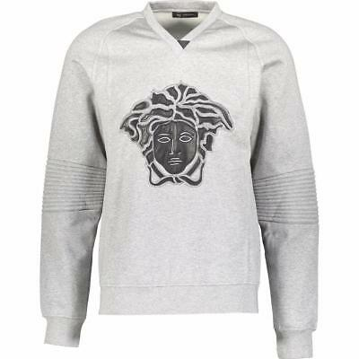 VERSACE ROYAL COTTON HOODIES NEW WITH TAGS