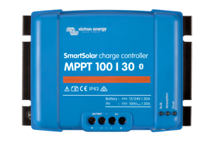 Victron Smartsolar MPPT 100//30 w//Bluetooth  NEW 5 year warranty