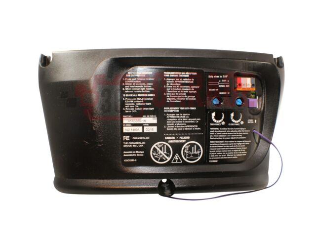 Liftmaster Garage Door Opener 41ac050 1m Receiver Logic Board Ebay