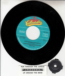 CREEDENCE-CLEARWATER-REVIVAL-Run-Through-The-Jungle-Up-Around-The-Bend-45-NEW
