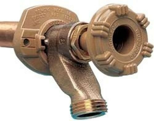 """NEW WOODFORD 17CP-10-MH 10/"""" INCH USA OUTDOOR FROST PROOF WALL MOUNT WATER FAUCET"""