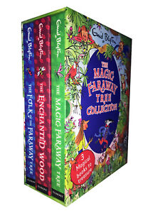 The-Magic-Faraway-Tree-Deluxe-Enid-Blyton-3-Books-Collection-Box-Set-HB-New