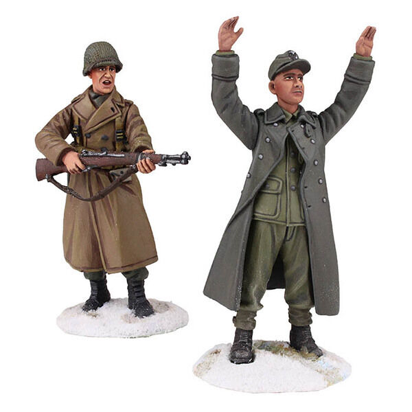 BRITAINS SOLDIERS 25034 -  Keep Your Hands Up Kid