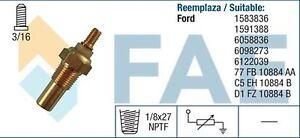 NEW FORD CAPRI CONSUL CORTINA TEMPERATURE TRANSMITTER