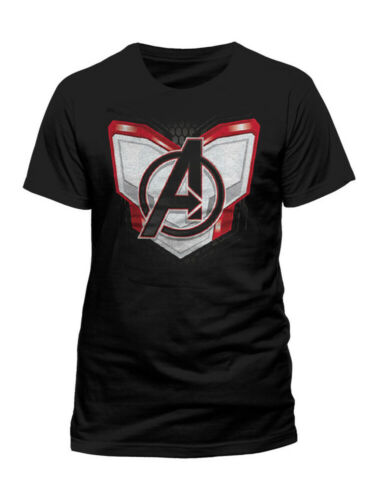 Officiel Avengers Issue Marvel Thanos Infinity Gauntlet T-shirt Homme