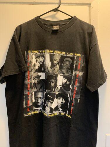 Vintage 90s Wu-Tang Tee/ RAP TEE / HIP-HOP