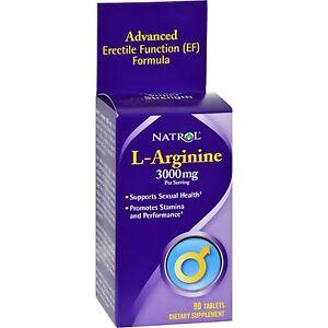 L arginine plus sexual health