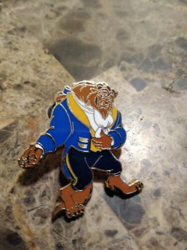 2017 Disney DLP Beauty and the Beast Beast Pin
