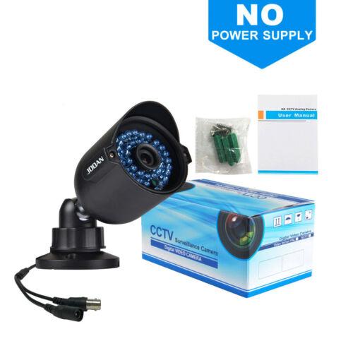 JOOAN 720P Analog CCTV Camera Home IP66 Waterproof Outdoor Security Surveillance