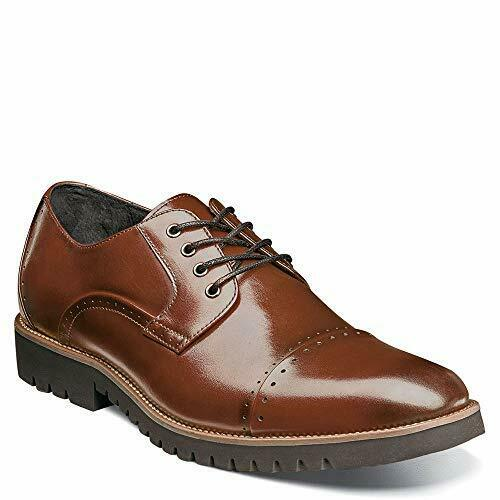 Stacy Adams STACY ADAMS Mens Barcliff Cap-Toe Lace-Up Oxford- Pick SZ color.