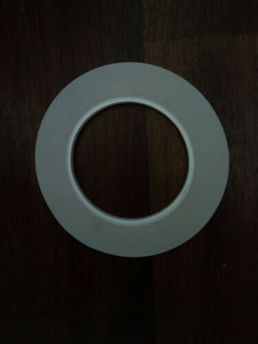 6mm x 50m Stix2 Double Sided Flushedge Tape