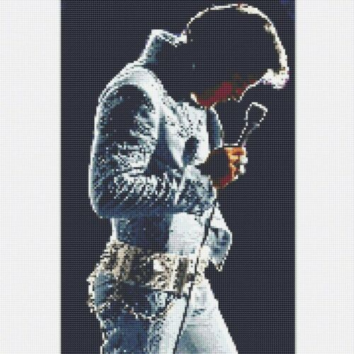 Full Drill Diamond Painting Elvis DIY Presley 5D Cross Stitch Kits Home Decors