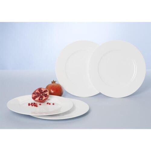 Gourmet Set 30 cm 4 Gourmetteller V/&B Royal Villeroy/&Boch Platzteller Pizzatelle